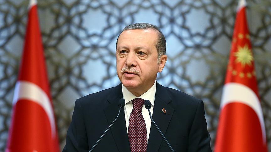 Эрдоган направил письмо Ильхаму Алиеву