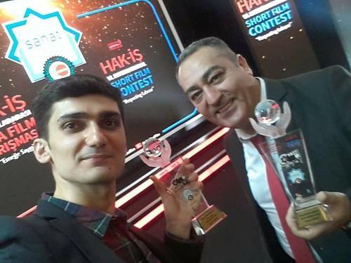"""Rejissor Amil Məmiyevin """"Qara bağ"""" filmi Türkiyədə 1-ci yerə layiq  görüldü"""