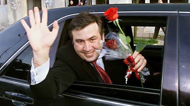 Армяне лишат Саакашвили звания почетного доктора