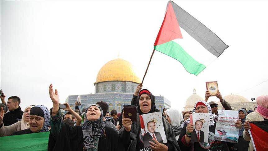 A call from Palestine to Biden: Go back from these mistakes!