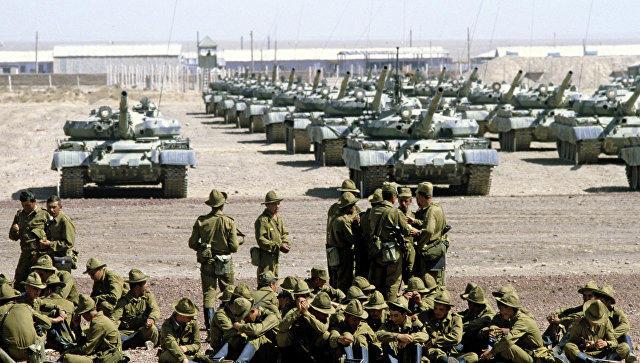 Британия выведет войска из Афганистана
