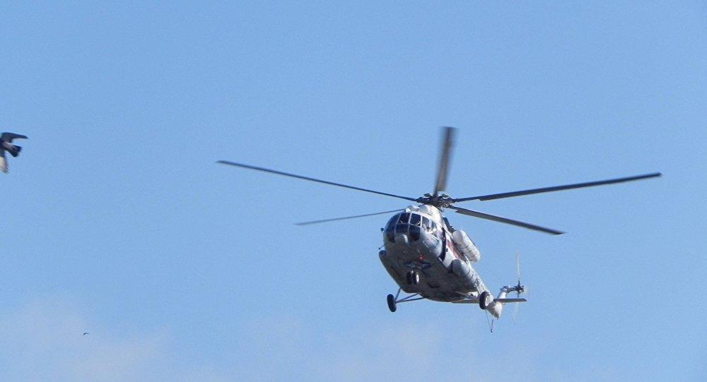 Azərbaycan Türkiyəyə helikopter göndərir