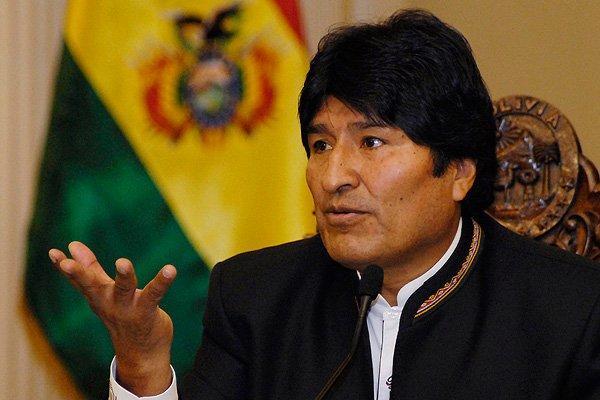 Morales: ABŞ Latın Amerikasını parçalayır