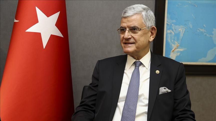 This is the fate of Jerusalem - Bozkir