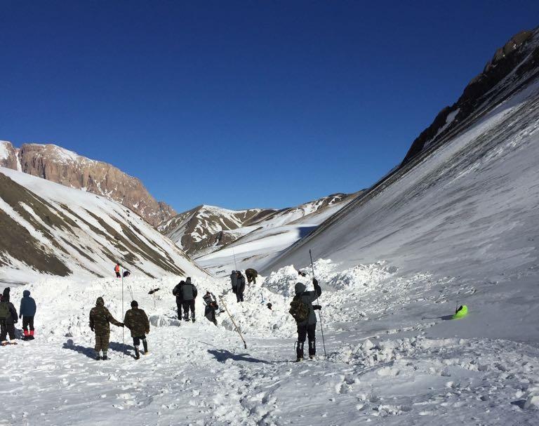 """Глава """"Гилавар"""" о поисках пропавших альпинистов"""