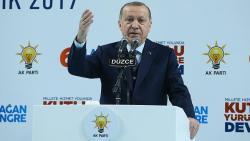 کیم بونا ال آتیرسا، اونو باغیشلاماریق - اردوغان
