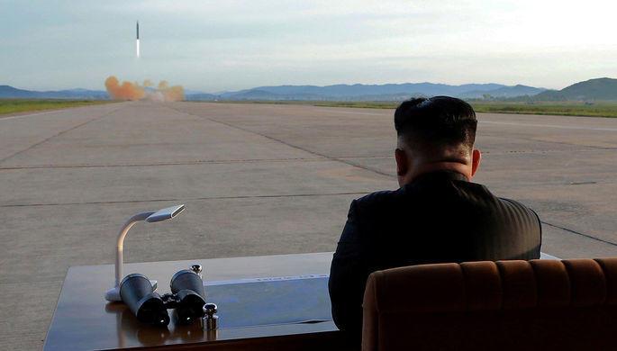 КНДР испытала новое тактическое управляемое оружие