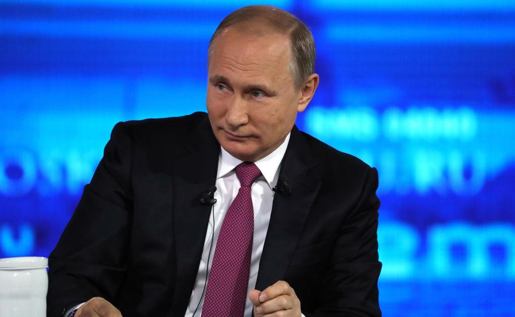 Путин рассказал о сверхзадаче для России