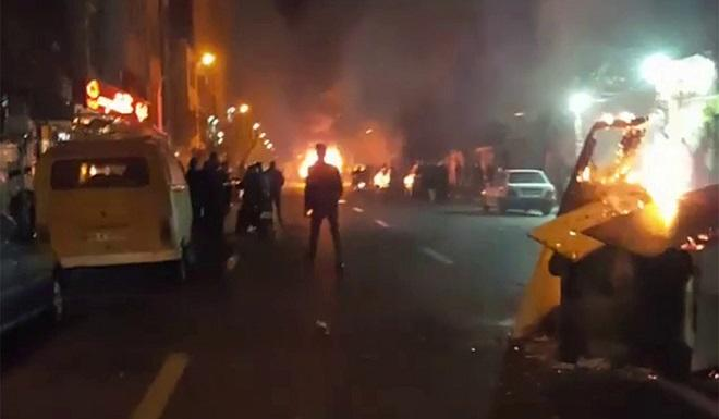 106 plus protestors killed in Iran during protests