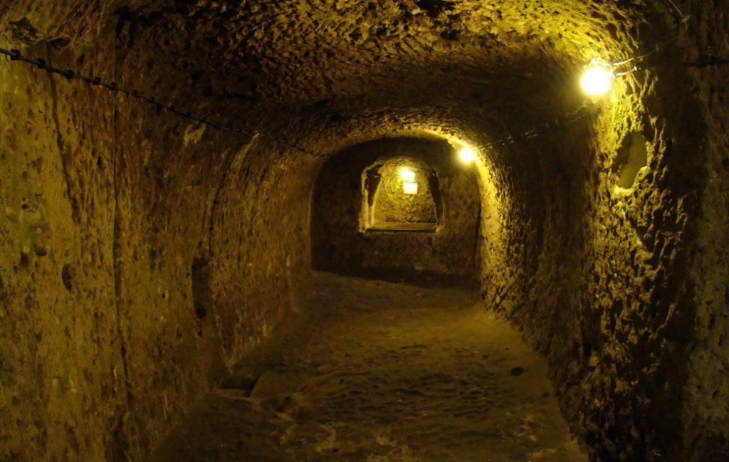 В Стамбуле обнаружили сеть подземных ходов