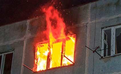 Xırdalanda ev yandı: 3 azyaşlı uşaq...