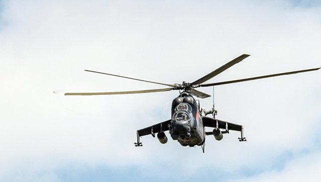 Rusiya Türkiyəyə 3 hərbi vertolyot verdi