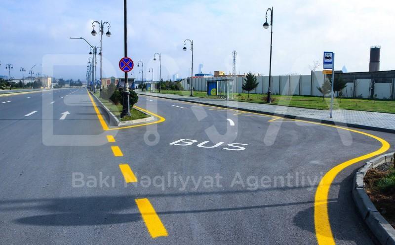 В Баку открылся транспортный хаб «Дарнагюль»