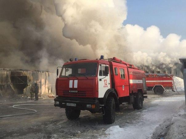 Fire at a gas station in Russia injured 8 people -