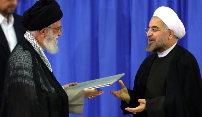 Şok tələb: Ruhaninin səlahiyyətləri ona verilsin