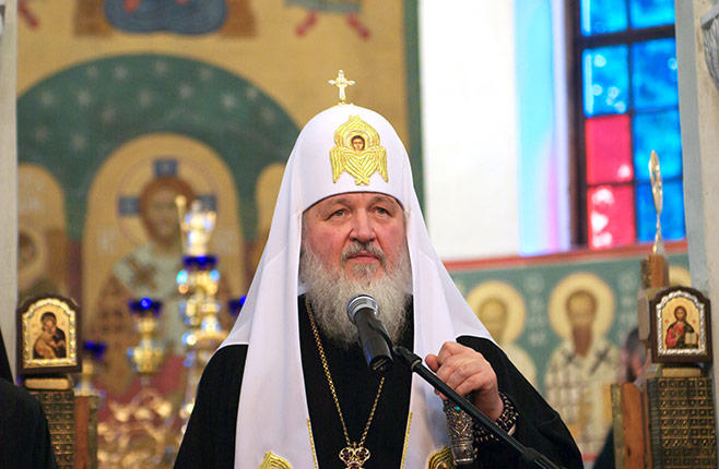 Patriarch of all Russia expected to visit South Korea