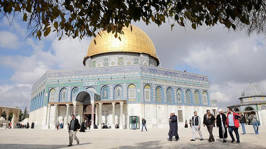 Еврейские поселенцы вновь ворвались в мечеть «Аль-Акса»