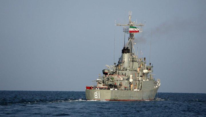 ایران کوتلوی حربی تعلیملره باشلادی