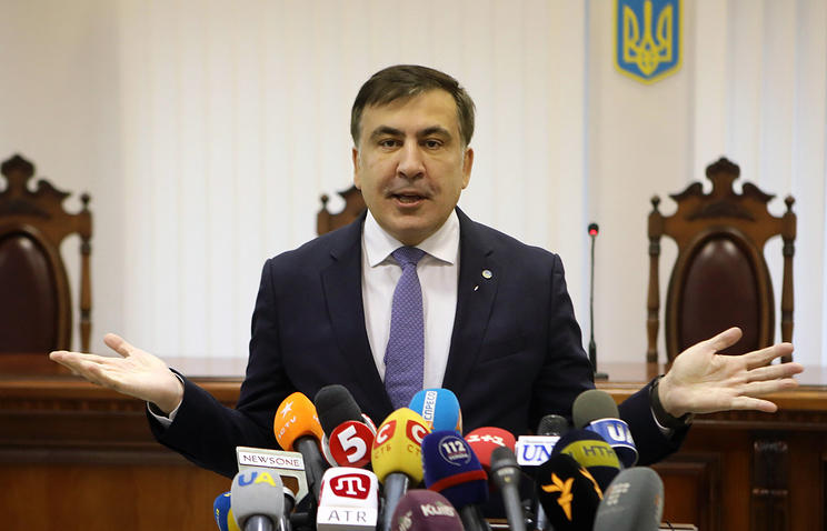 Saakashvili: Georgia is disappearing