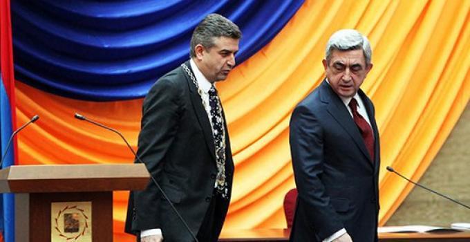 Серж убедил Карапетяна не ставить условия