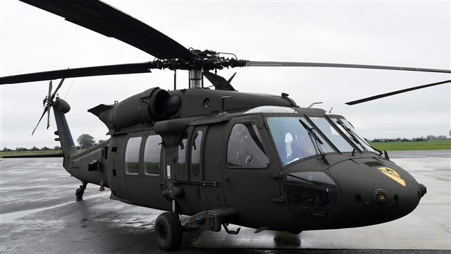 UK sends five Apache helicopters to Estonia