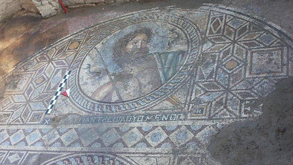 Suriya əsgərləri nadir tarixi tapıntı aşkar etdi
