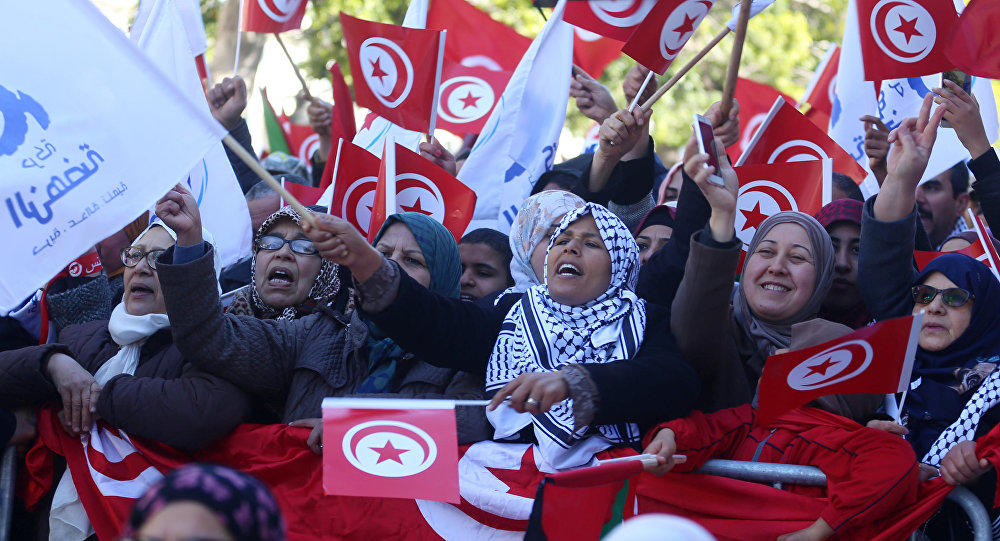 Tunisian Parliament votes Wednesday on New Government