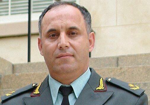 Убит экс-командующий Нацгвардии Грузии