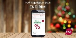 A special discount on smartphones only for Nar subscribers