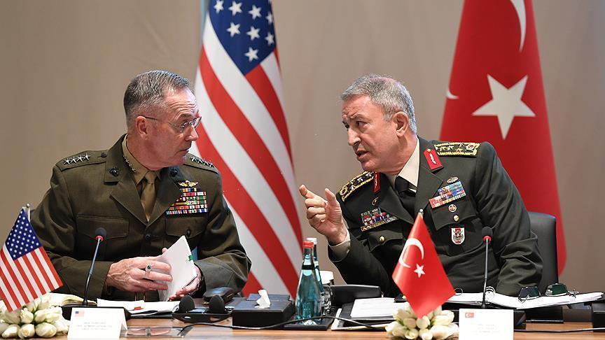 Akar Danfordla görüşdü: YPG ilə əlaqəni kəsin...