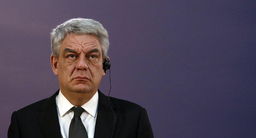 Romanian President appoints acting Prime Minister