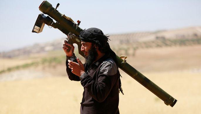 США тайно передали сирийским курдам ПЗРК