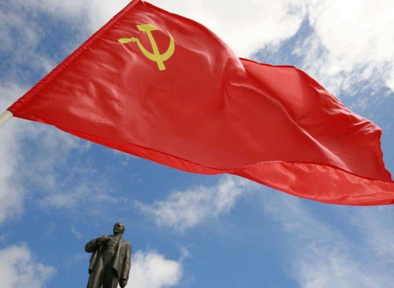 SSRİ-nin bayrağı rəsmiləşə bilər –