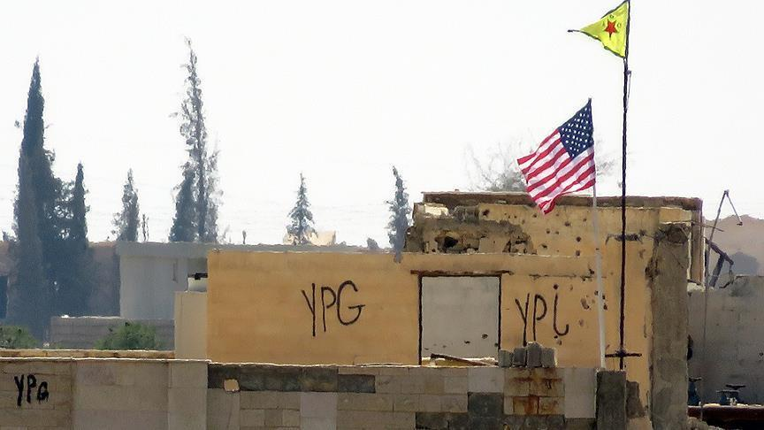 US sends $1.2 mln in supplies to YPG/PKK for COVID-19