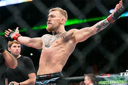 McGregor`s new advertisement in Russia -