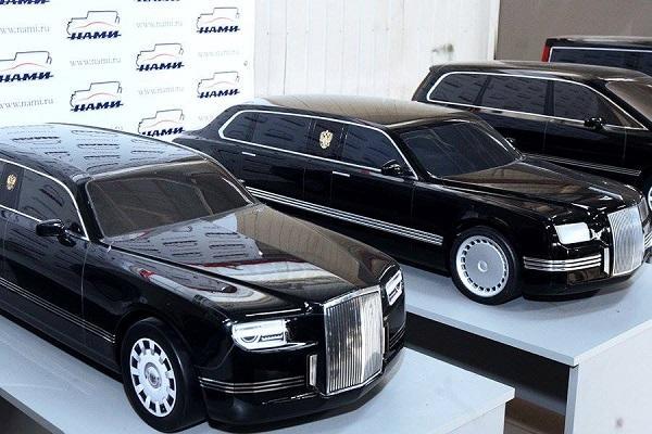 Putinin yeni limuzininin dəyəri bilindi