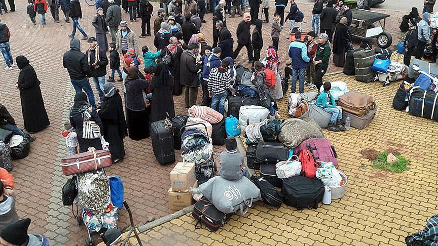 Обнародовано число сирийских беженцев в Турции