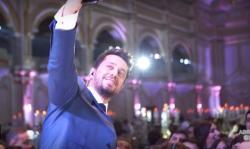 موراد باکیداکی ۴۰۰ مینلیک تویون گؤرونتولرینی پایلاشدی - ویدئو