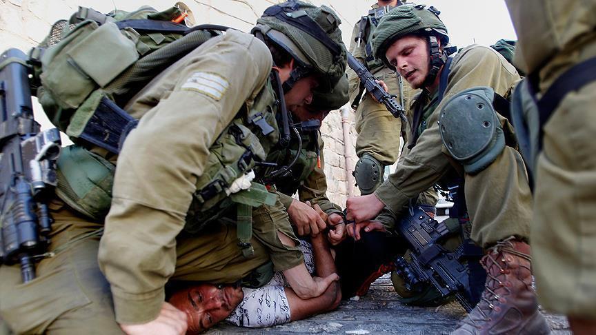 Израильские военные задержали 19 палестинцев