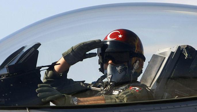 Дамаск пообещал сбивать турецкие истребители