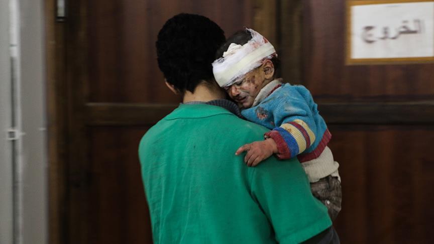 ООН призвала к перемирию в Идлибе