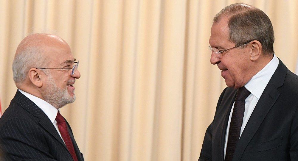 Lavrovla suriyalı diplomat arasında qapalı görüş