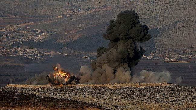 PKK Afrini raket atəşinə tutdu: yaralılar var