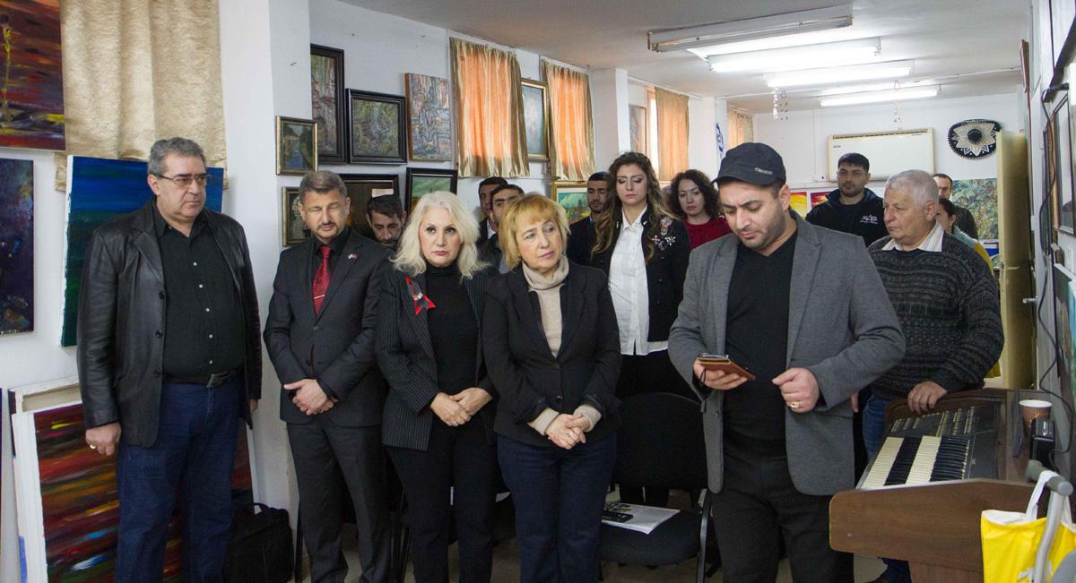 В Израиле почтили память жертв трагедии 20 Января - Фото