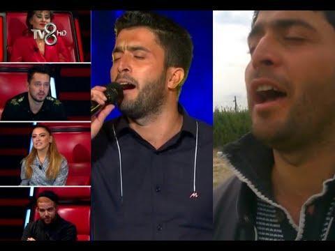"""Azərbaycanlı çoban """"O səs Türkiyə""""də növbəti turda - Video"""