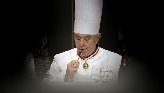 Умер «лучший повар Франции»
