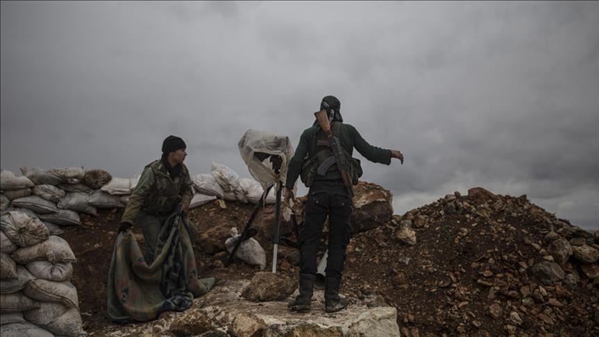 Сирийская освободительная армия примкнула к ВС Турции