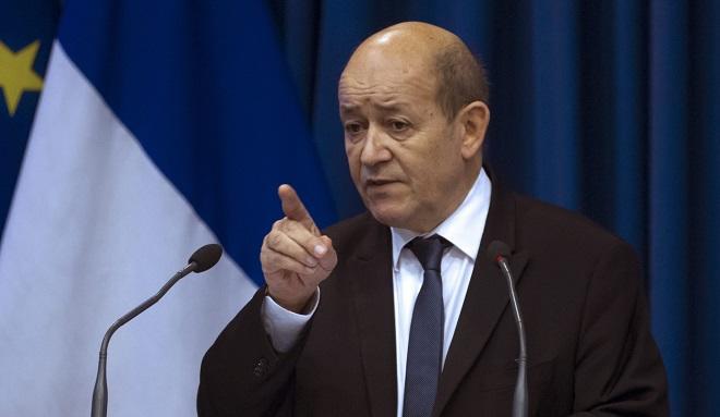 France ready to intervene if Turkey's integrity attacked