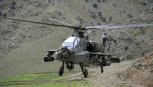 ABŞ helikopteri qəzaya uğradı – 2 ölü