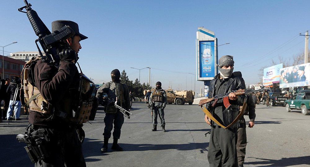 Жертвами нападения на отель в Кабуле стали 12 человек